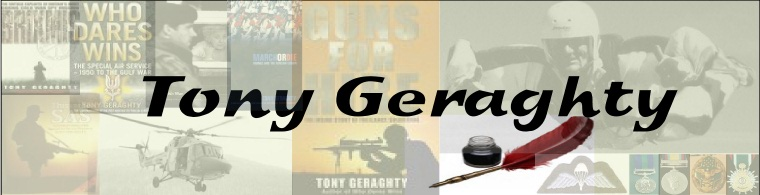 Tony Geraghty